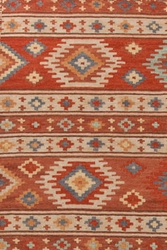 Canyon Kilim Woven Rug<font color=a8bb35> 20% OFF</font>
