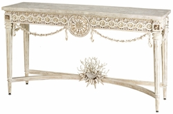 Cape Devereaux Console Table <font color=a8bb35> Low Stock</font>