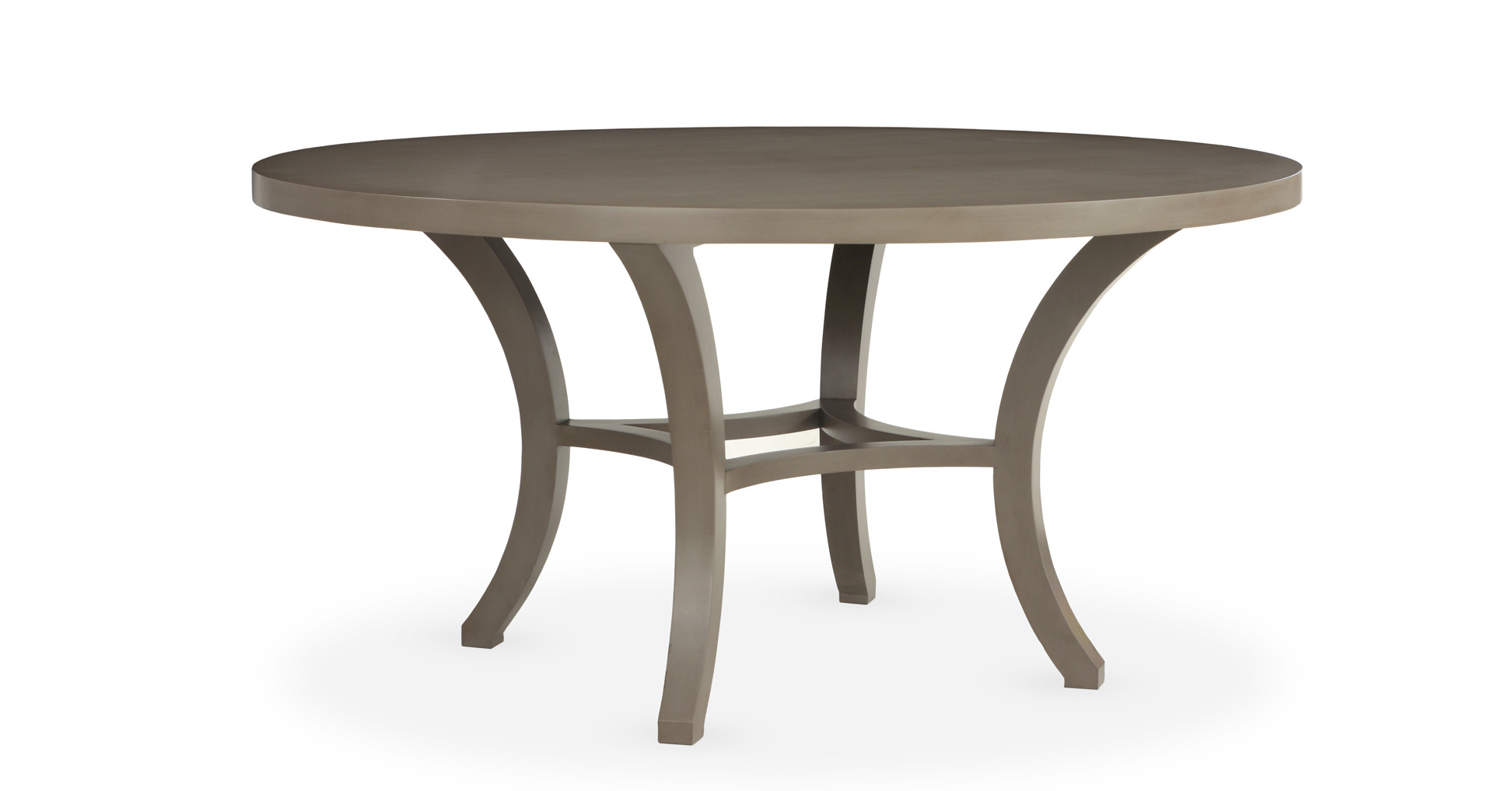 Carter round dining table in two sizes for sale cottage for Circular dining table