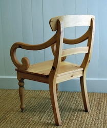 Farmhouse Host Chair