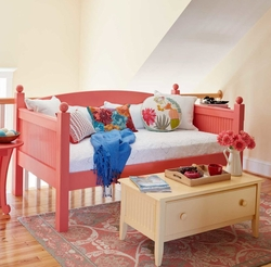 Celeste Arched Daybed<font color=a8bb35> NEW</font>