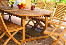Chelsea Oval Extension Table