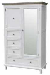 Chesapeake Mirror Armoire