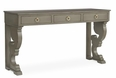 Chloe Three-Drawer Console Table