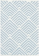 Dash and Albert Cleo Blue Indoor/Outdoor Rug