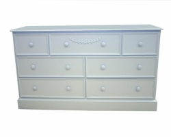 Coastal Classic Seven Drawer Chest