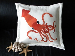 Colossal Squid Pillow
