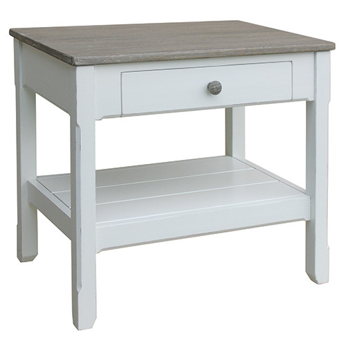 Cottage Lamp Table<font color=a8bb35> Most colors stocked</font>