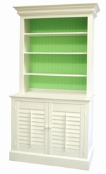 Cottage Plantation Bookcase