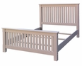 Cottage Slat Bed in All Sizes