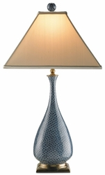 Courtship Table Lamp