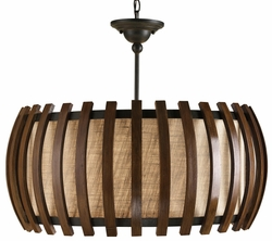 Dado Island Pendant Light
