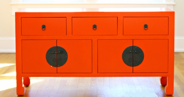 Double Happiness Flat Screen Sideboard