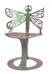 Metal Dragonfly Chair