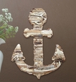 Handcrafted Driftwood Anchor