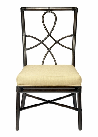 Elise Side Chair in Clove and Nutmeg