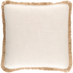 Ellery Pillow Beige <font color=cf2317> 20% Off</font>