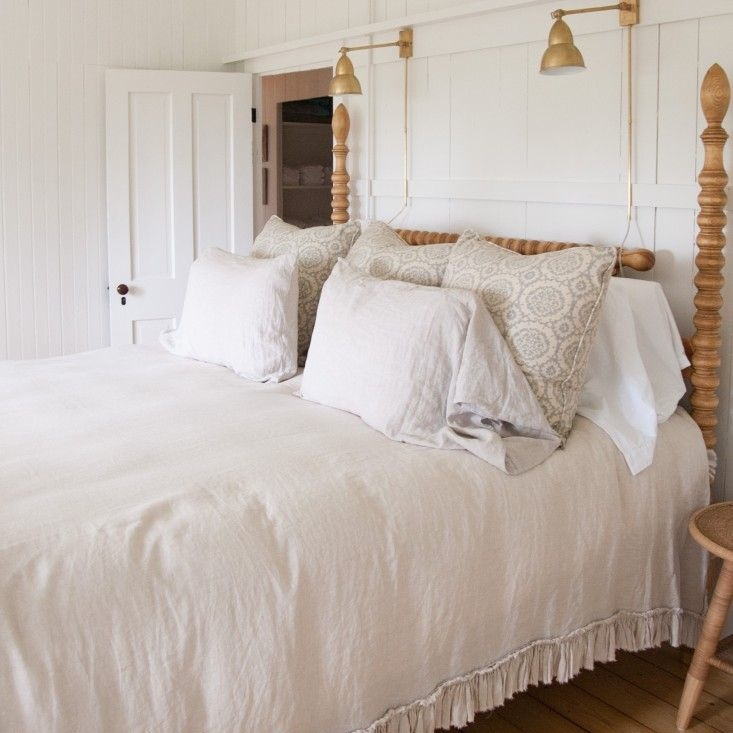 english farmhouse spindle bed - Spindle Bed