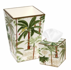 Exotic Palms Bath Set<font color=cf2317> Discontinued</font>