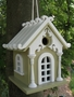 Fairy Cottage Bird Feeder