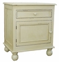Farmhouse Bedside Table in Two Sizes