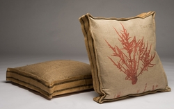 Fiji Coral CXII Pillow