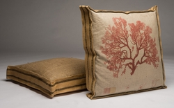 Fiji Coral LIV Pillow