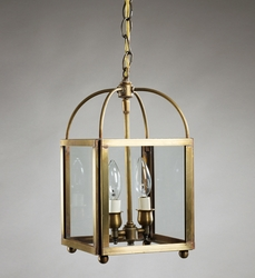 Foyer Two-Light Hanging Fixture