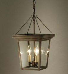 Foyer 3-Light Hanging Fixture - Medium