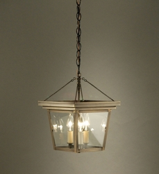 Foyer 3-Light Hanging Fixture - Small