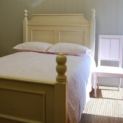 French Country Cottage Bed