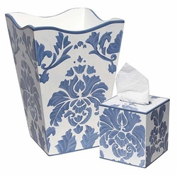 French Floral Bath Set  <font color=cf2317> Discontinued</font>