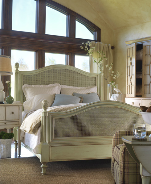 Frenchtown Bed or Headboard