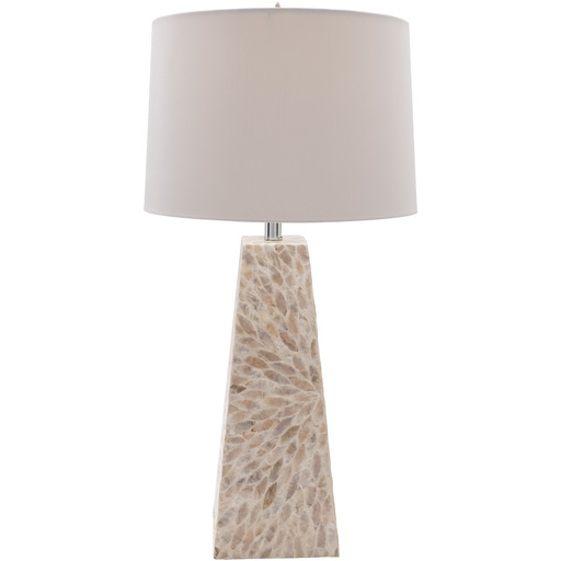 Gardner mother of pearl table lamp for sale cottage bungalow aloadofball Choice Image