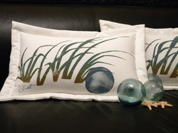 Glass Float Pillow