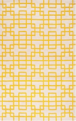 Goa Yellow Rug