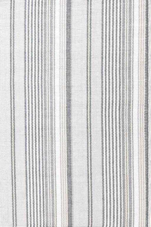 Dash And Albert Gradation Ticking Woven Cotton Rug For