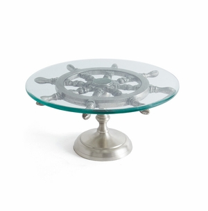 Helm Cake Stand<font color=a8bb35> NEW</font>
