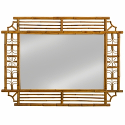 Indochine Tropical Wall Mirror