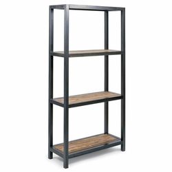 Ironwood Etagere Bookcase<font color=a8bb35> NEW</font>