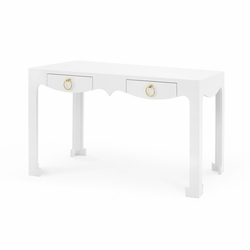 Jordan Console or Desk in White