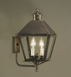 Jamestown 2-Light Wall Mount Fixture<font color=a8bb25> Discontinued</font>