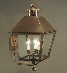 Jamestown 3-Light Wall Mount Fixture