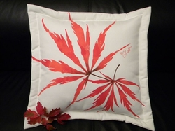 Japanese Maple Pillow
