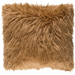 Kharaa Pillow Brown/Camel<font color=cf2317> 20% Off</font>