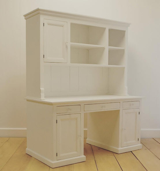 Kitchen Desk Hutch