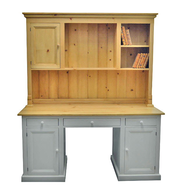 Kitchen Desk & Hutch For Sale