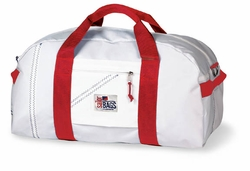 Large Square Sailor Duffel Bag