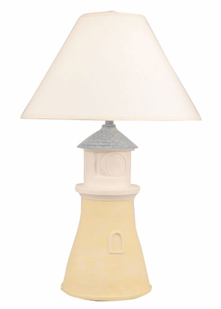 Light House Pot Lamp