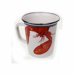 Lobster Latte Mug Set of Four